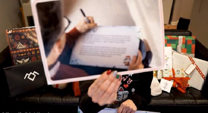 Woman unmasks Reddit Secret Santa as billionaire Bill Gates