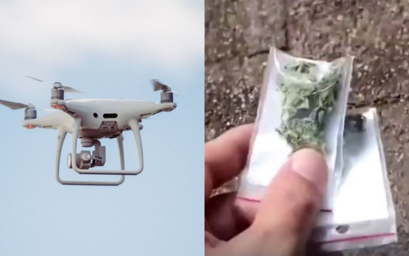 'TIME HAS COME': High-flying drone drops weed over Tel Aviv