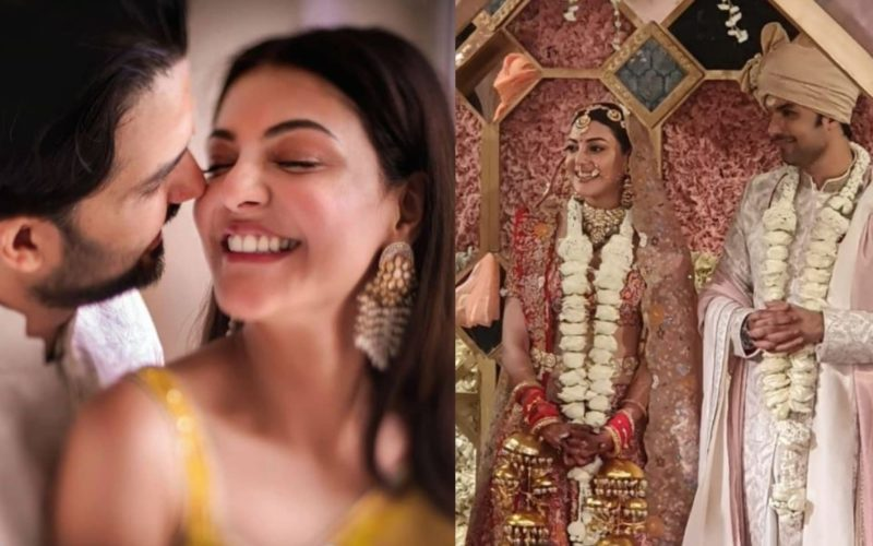 Kajal Aggarwal: I married my confidante, companion, best friend and soulmate