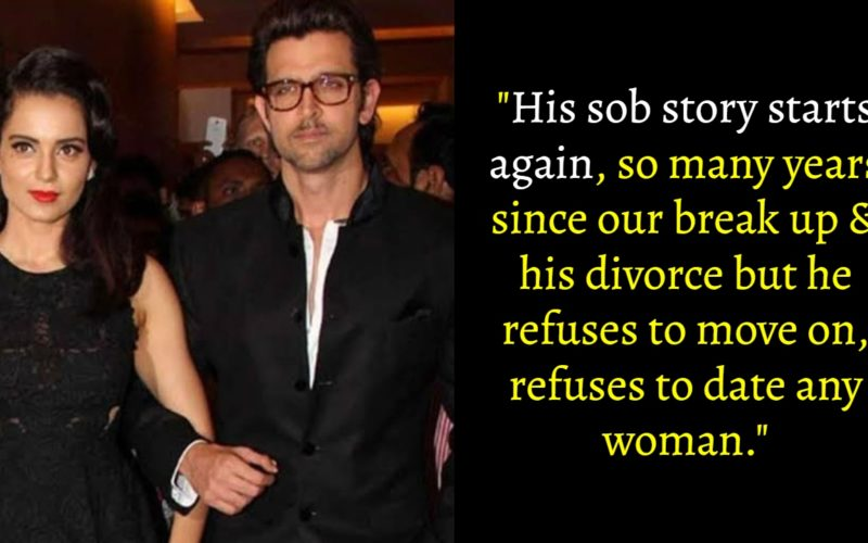 Explained: A brief history of Kangana Ranaut and Hrithik Roshan's legal battle